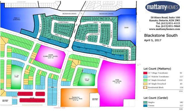 Blackstone Phases 4-8 Concept Plan