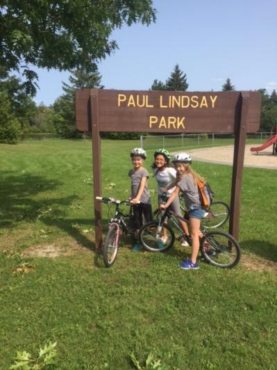 Park Challenge - Paul Lindsay Park