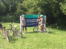 Park Challenge - Wyldewood Park