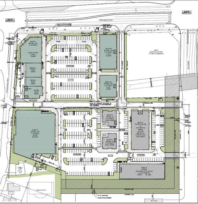 Site plan 2015