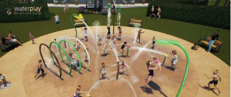 Blackstone Play Splash Pad