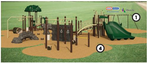 Blackstone Play Structure