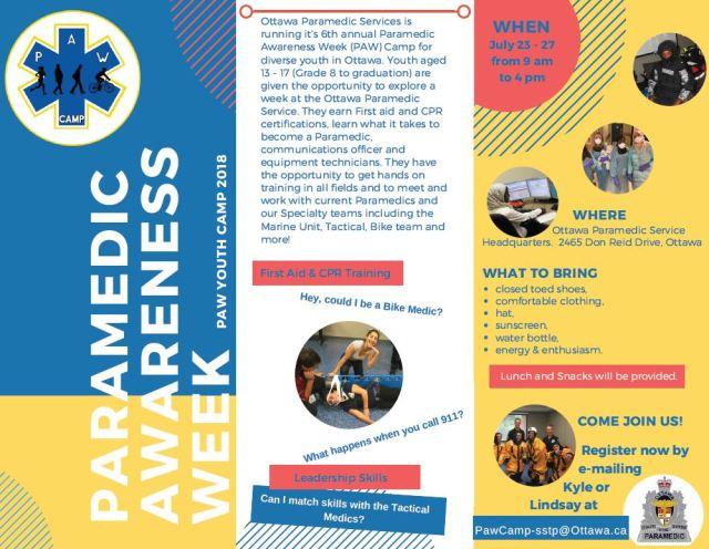 paramedicawareness