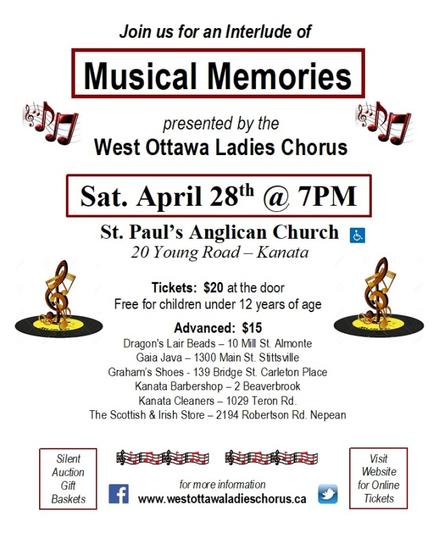 April 28, 2018 JPEG Concert Poster