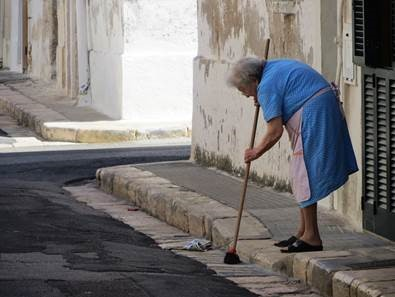 streetsweeping