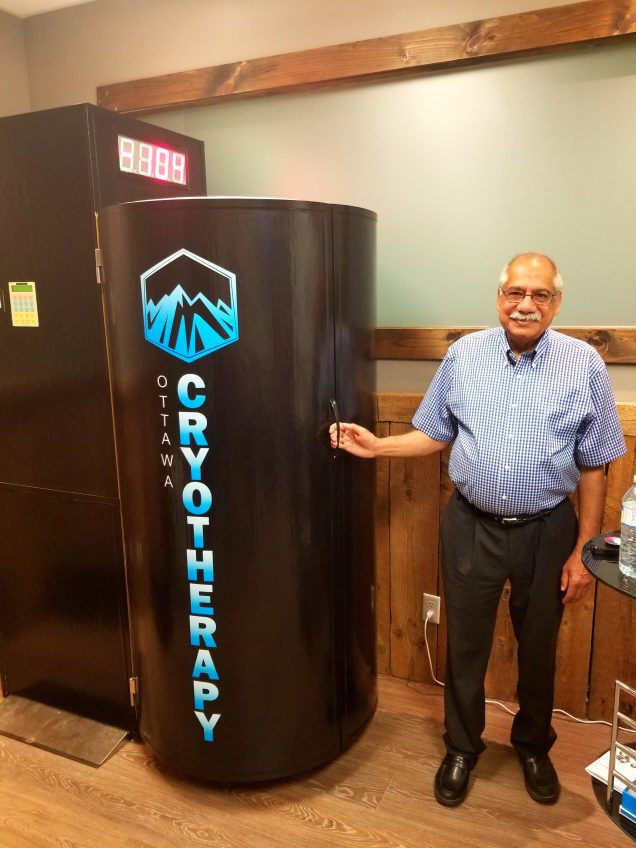 Shad Cryotherapy